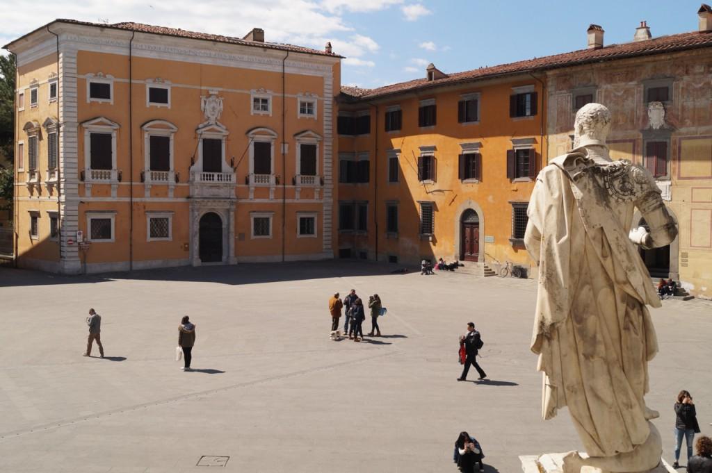 Bella Italia, Reisebericht Italien, Pisa