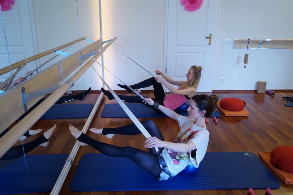 Studio Veda Barre Workout