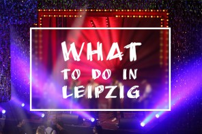 WHAT TO DO IN LEIPZIG KW 28