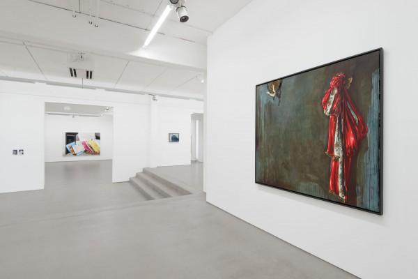 Katrin Heichel Ausstellung Nocturama