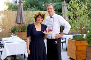 Kräuterhexe meets Chefkoch