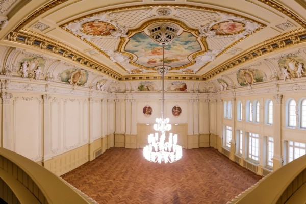 Salles de Pologne Panorama