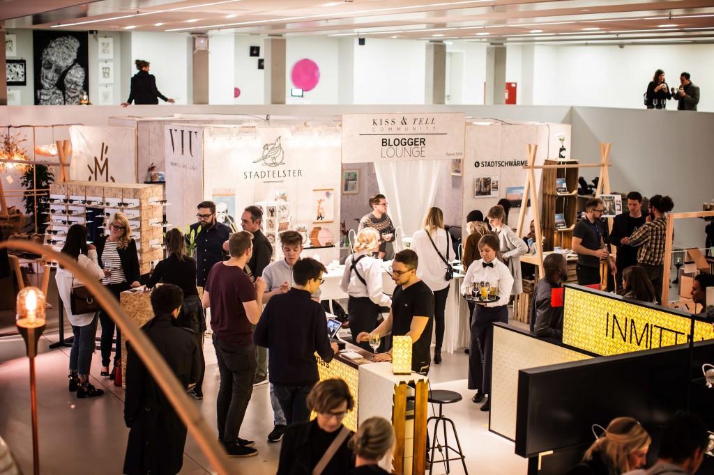Designers' Open Leipzig Blogger Lounge
