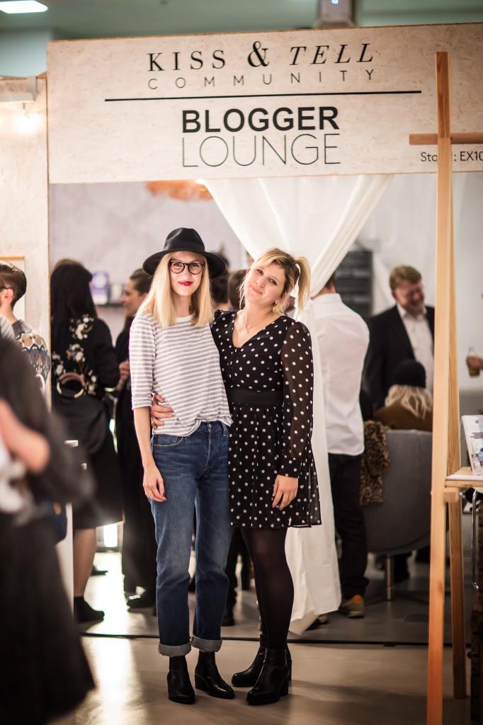 Designers' Open Leipzig Kiss&Tell Blogger Lounge