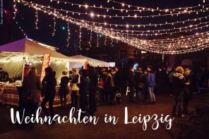 Die schönsten Leipziger Weihnachtsmärkte