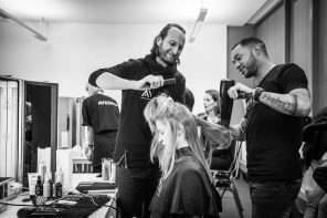 Fashion Week Berlin Backstage Report