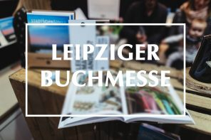 What to do at Leipziger Buchmesse 2018