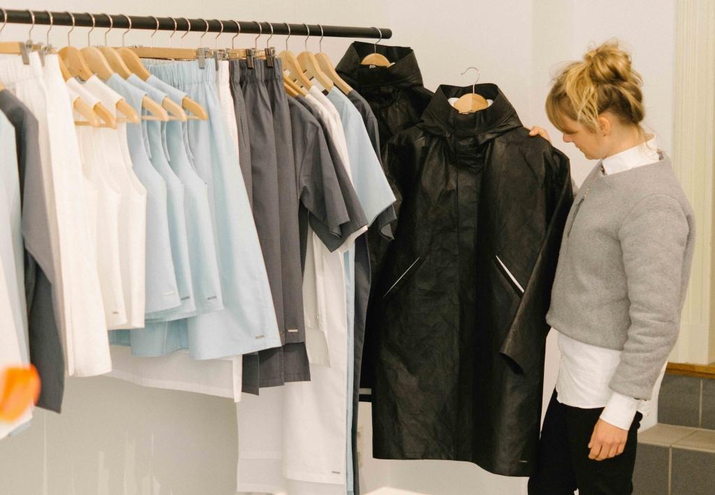 Luxaa Nachhaltiges Modedesign aus Leipzig.