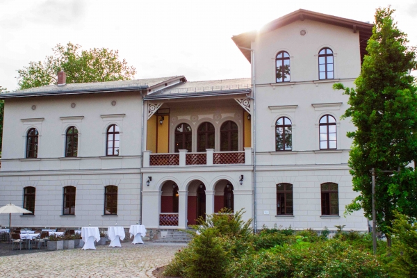 Leipziger Lieblingsorte, Herrenhaus Möckern.