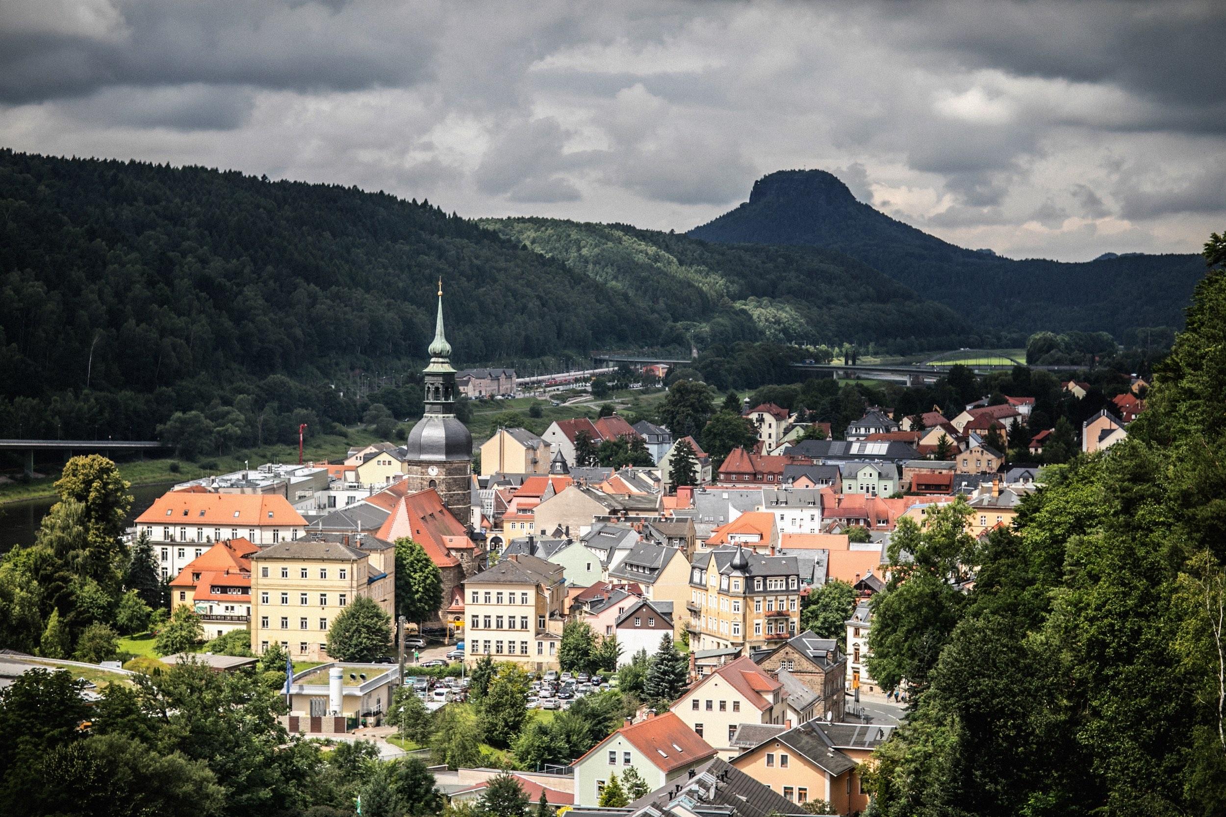 Saechsische Schweiz