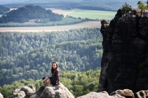 Gastbeitrag – Wandern, Wellness und wilde Heidelbeeren