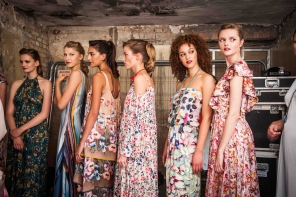 Fashion Week Berlin – Backstage mit Aveda