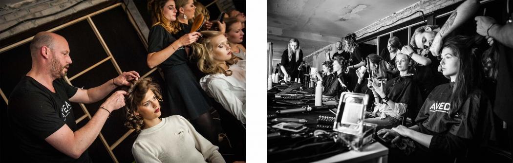 Fashion Week Berlin Green Showroom Ethical Fashionshow Aveda