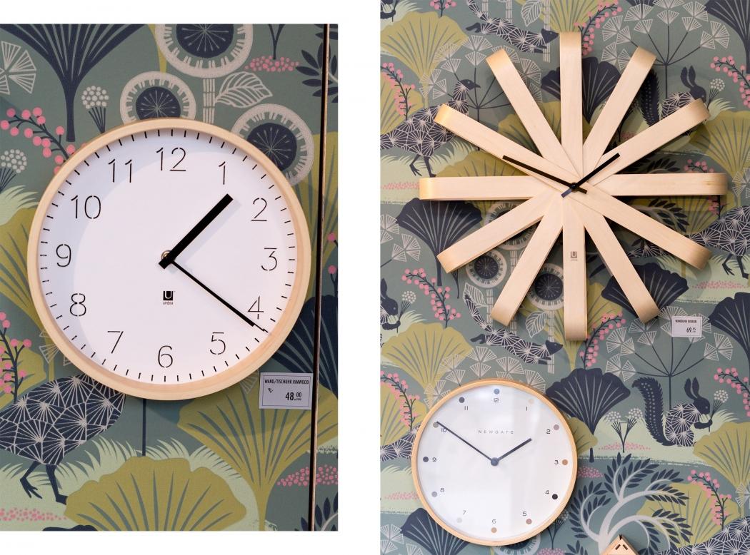 Tapeten und Uhren Dresden