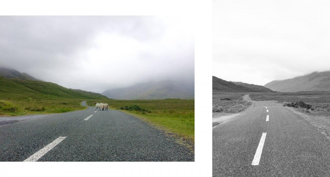 Irland Wild Atlantic Way Connemara