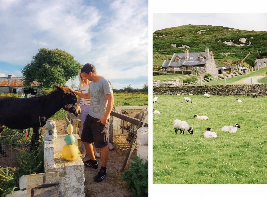 Irland Hiking