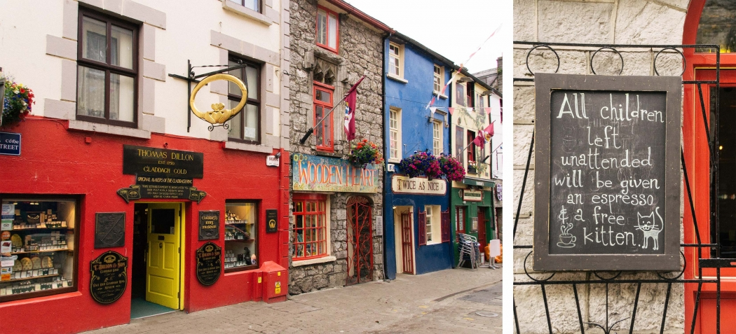 Irland Galway