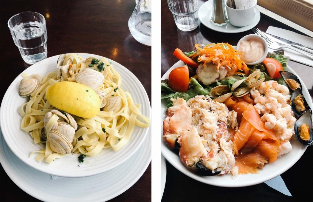 Irland Wild Atlantic Way Seafood