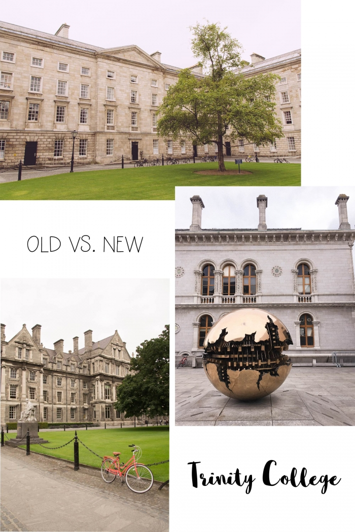 Irland Dublin Trinity College