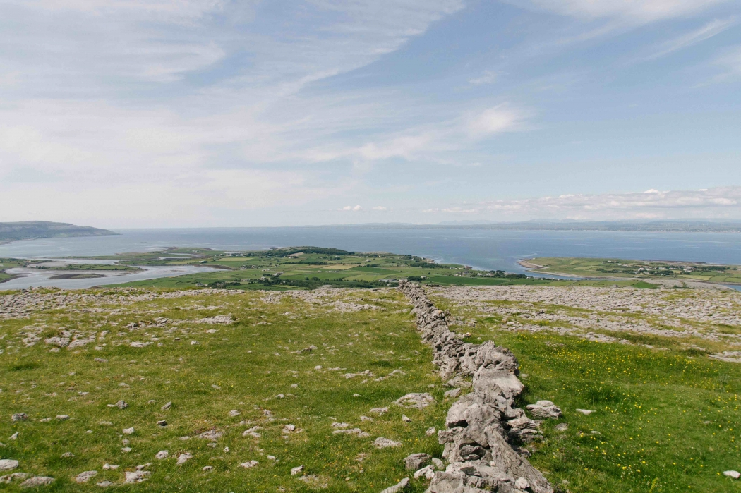Irland Hiking The Burren