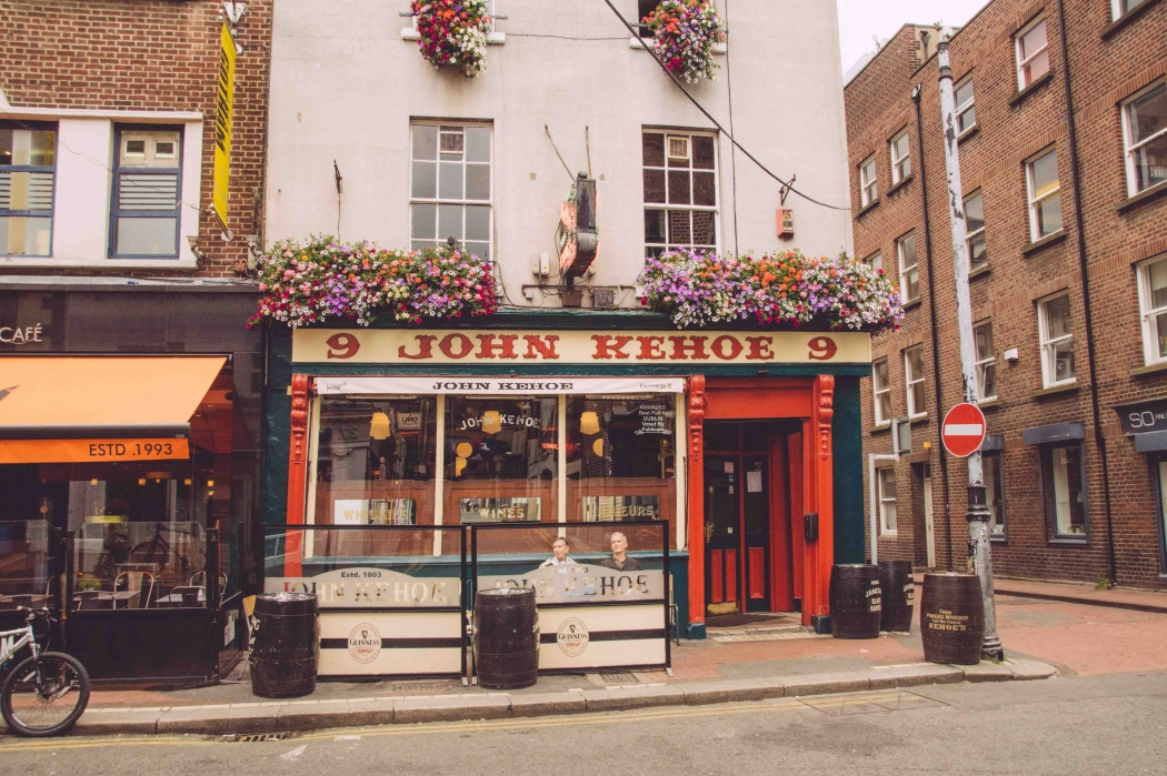 Irland Dublin Pub