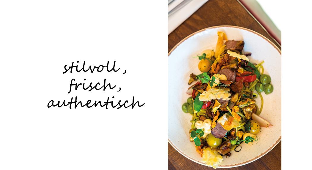 Sarah Stiller, Leipziger Lieblingsorte, Campus Restaurant und Bistro, Michaelis