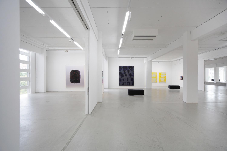 STRUKTUR-Ausstellung Peter Krauskopf