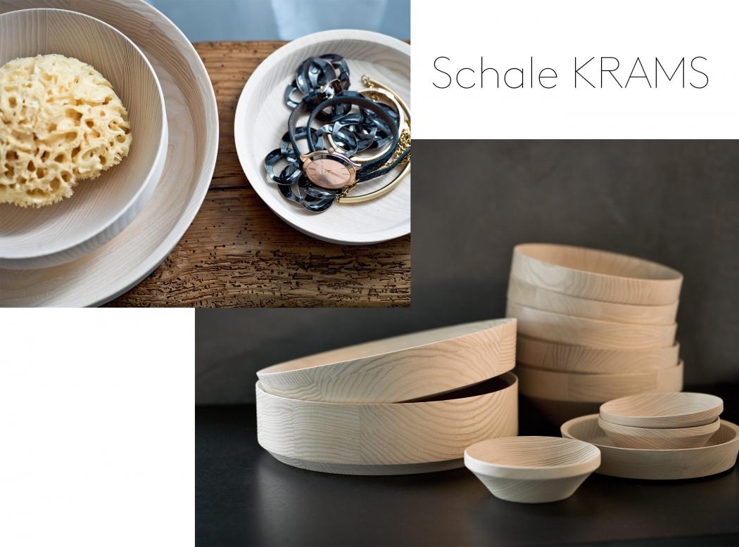 kommod Schale Holz