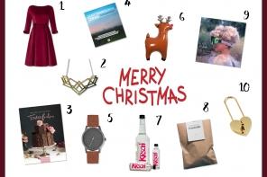 Happy Dezember – Weihnachtsgeschenke aus Leipzig