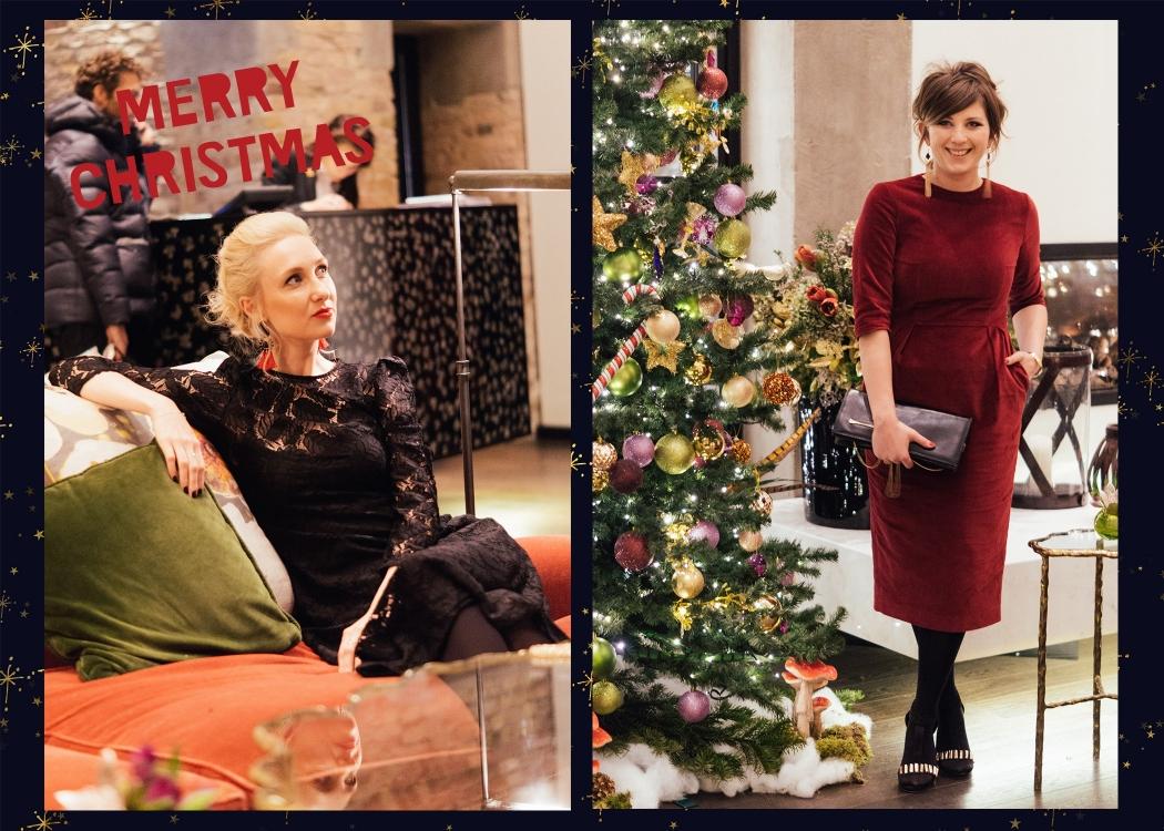 Merry Christmas Kiss & Tell Blog Leipzig Weihnachten