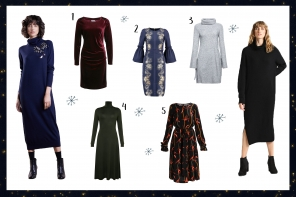 Unsere Top 5 Winterkleider