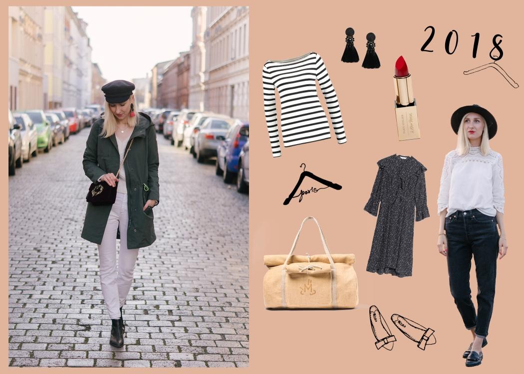 Modevorsätze 2018 Kiss & Tell Lifestyle Blog Leipzig