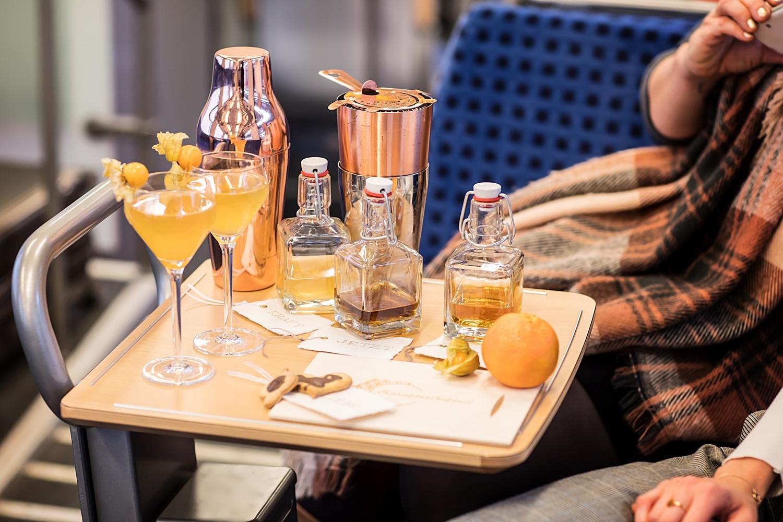 Katja Schirmers Kreativen Cocktailwerkstatt für unterwegs