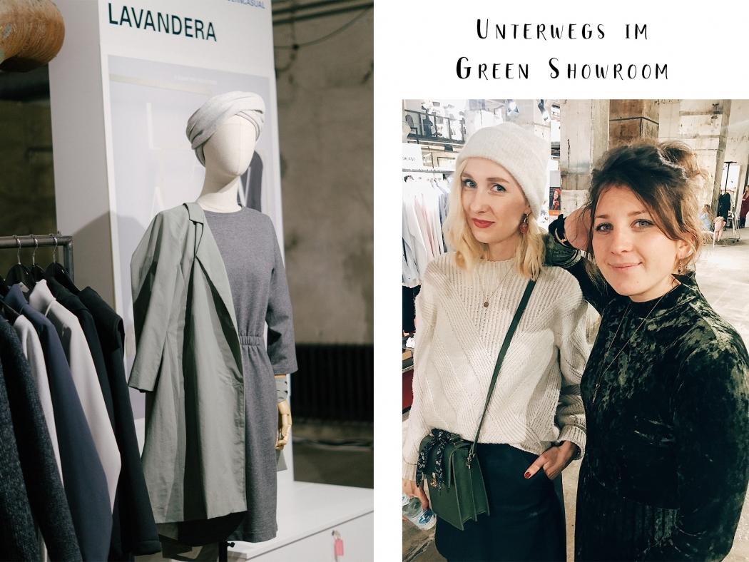 Fashion Week Berlin Green Showroom Kiss & Tell Lifestyleblog Leipzig