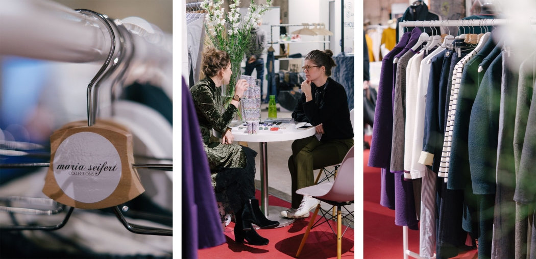 Fashion Week Berlin Green Showroom Maria Seifert Kiss & Tell Lifestyleblog Leipzig