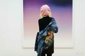 Kunst trifft Mode