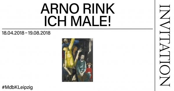 Arno Rink - Ich male!