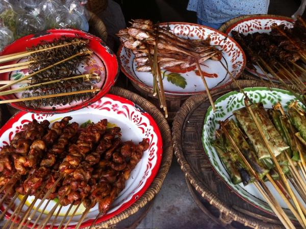 Streetfood Markt Feinkost