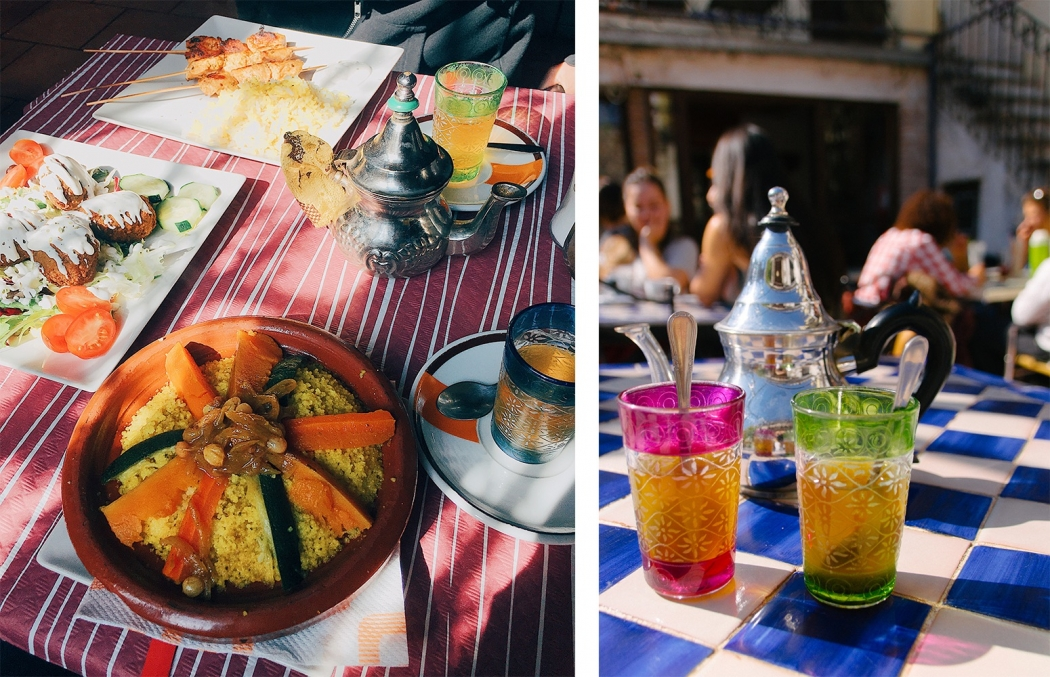Tipps Granada, Andalusien, Restaurants Granada