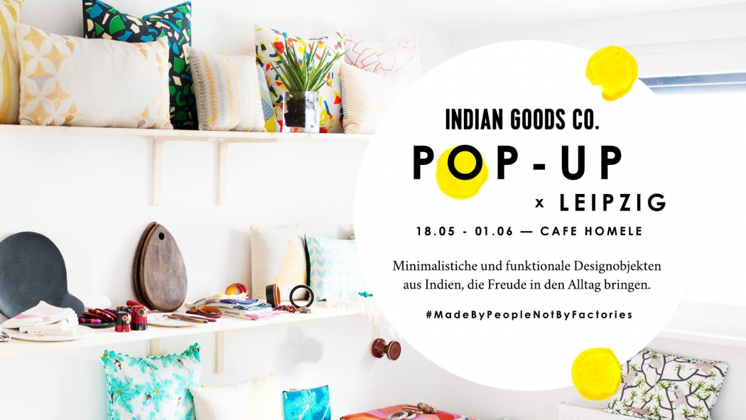 Indian Goods Co indisches Design und Handwerk