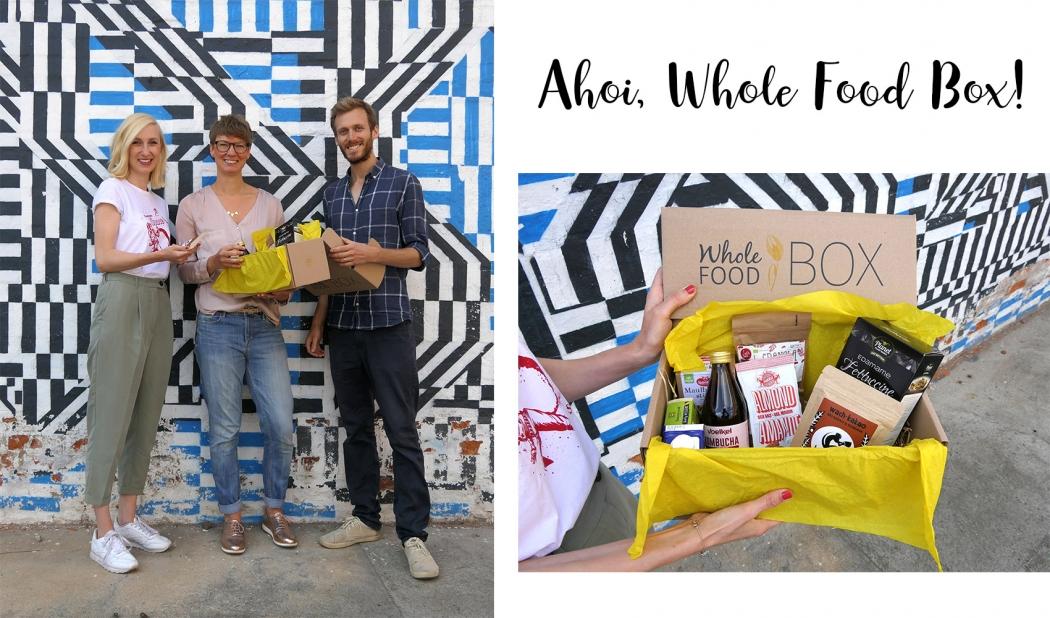 Whole Food Box Ahoi Magazin Leipzig