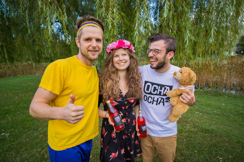Ocha Ocha Nachhaltiger Tee Crowdfunding Leipzig