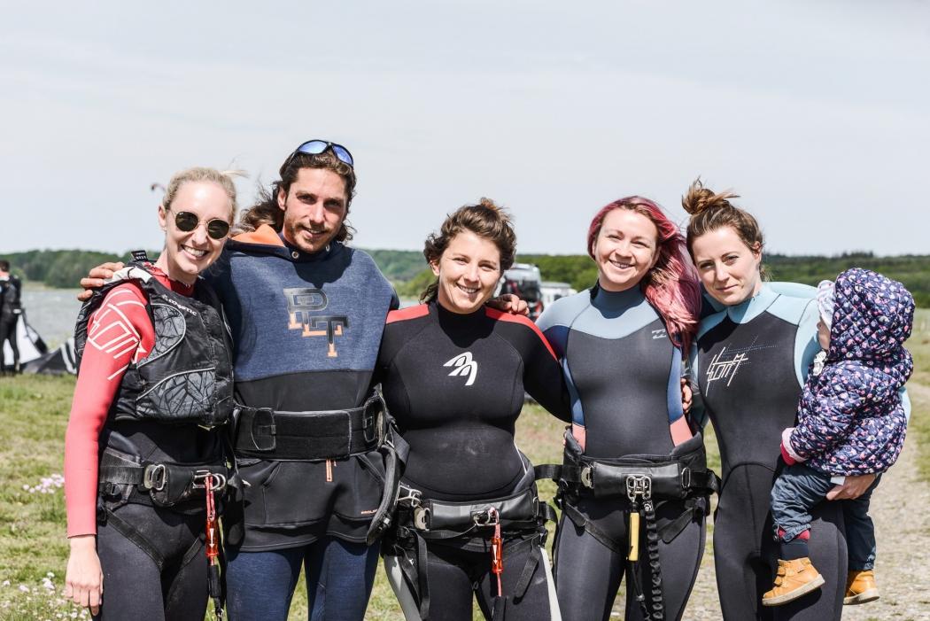 Kitesurfen lernen Rügen Kite